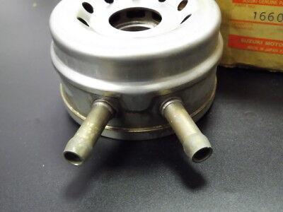 SUZUKI GSX-R750 RF600 RF900 Oil Cooler Assy NOS GSXR750 OIL FILTER  16600-17E00
