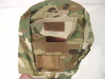 ... US Army OCP Scorpion Camouflage ACH or MICH Helmet Cover - Large X-Large 9a029b3a9