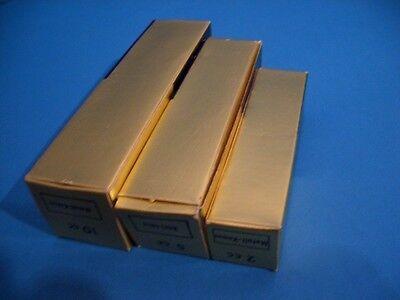 alte Medica-Vitrex Glas-Spritzen – 3 Stück – verschiedene Größen OVP für Sammler 3