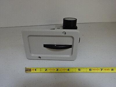 Microscope Pièce Reichert Polyvaer Leica Filtre Roue Optiques Tel Quel #V3-C-05 4