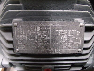 Barry Blower - Model 150VCRBICCW with Siemens 3 HP Motor 9