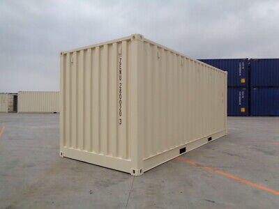 Open Side (OS) - 20' New / One Trip Shipping Container in Atlanta, GA 11