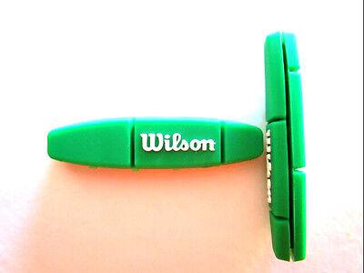 5 Long Wilson Pro Feel Tennis Vibration Shock Absorber Dampener Roger Federer GY