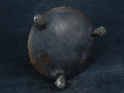 Ancient Bronze Pot Islamic 1400 AD No Reserve #S4790 5