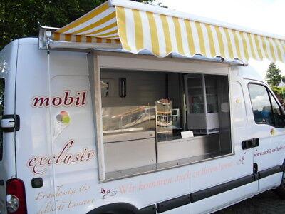 Eisverkaufswagen,Eisauto,Eismaschine,Bäckerwagen,Foodtruck,Eiscafe,Softeis 4