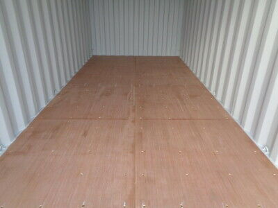 40' High Cube New Shipping Container, 40ft HC One Trip Container, Charleston,SC 5
