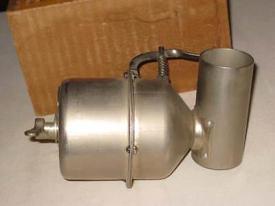 Vintage Air-Way Sanitary System Insector / Original Box / VERY NICE 5
