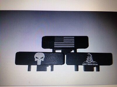 TacRack For S & W Shield Back Plate 11