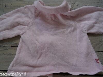 Lot vêtements OBAÏBI 1 gilet rose clair et 1 anis + polo Taille 6 mois / 67 cm 7