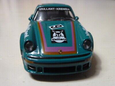 Majorette 212052017-vintage Deluxe Box-Porsche 934 rsr-Vaillant-nuevo