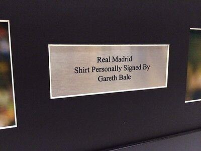 Frame For Any Signed Football Shirt & any 2 photos 4