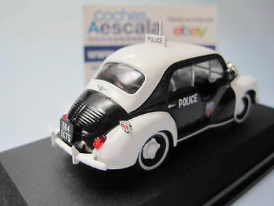"Die cast 1//43 Modellino Auto Polizia Police Renault 4CV /""PIE/"" Paris France 1956"