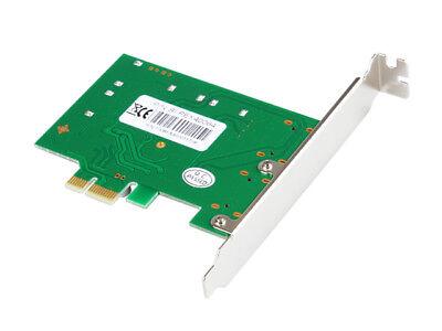 IOCrest 4 Port SATA III (6Gb/s) PCI-e Controller Card (Low Profile | Non RAID) 4
