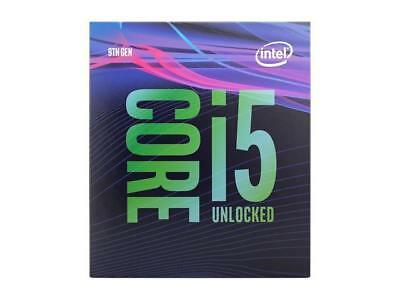 Intel Core i5-9600K Coffee Lake 6-Core 3.7 GHz (4.6 GHz Turbo) Desktop Processor 2