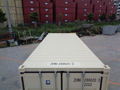 Open Side (OS) - 20' New / One Trip Shipping Container in Atlanta, GA 6