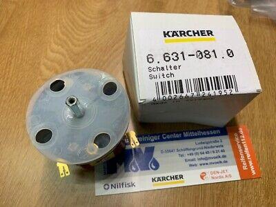 Sauger Kärcher EIN//AUS Schalter Dampfreiniger Waschsauger 6.630-437.0