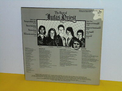 Lp - Judas Priest - The Best Of 2