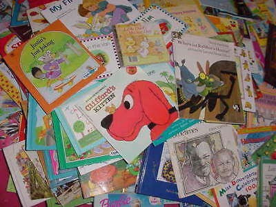 Lot of 20 Childrens Reading Bedtime-Story Time Kids BOOKS RANDOM MIX UNSORTED 3