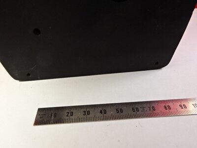 Spencer Ao Table Scène + Condenser Iris Microscope Pièce Américain Optiques 5