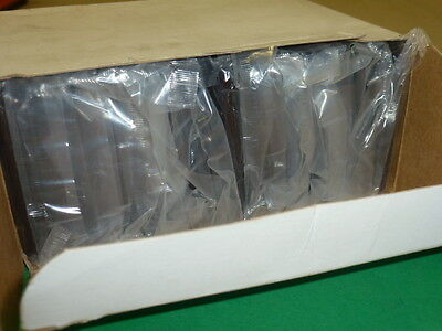 NOS! LOT of (25) BELL ELECTRIC BROWN 1 GANG SINGLE SWITCH PLATES, CAT # 10-01-BR