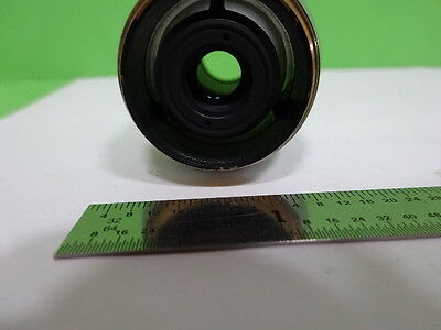 Microscope Pièce Reichert Polyvar Objective Lwd Fluor 5X Optiques Tel Quel 7