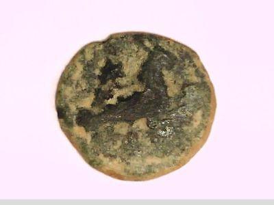Roman Empire Emperor Augustus Zodiac Rare Scorpion Capricorn Provincial Coin 4
