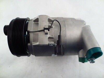 3.3L New A//C AC Compressor with clutch Fits Pathfinder 1996-1999