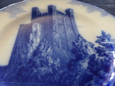 Royal Doulton -display plate- Rochester Castle -England 3