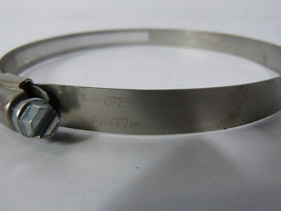 Tridon 072 Stainless Steel Hose Clamp 076/127mm ! NOP ! 3