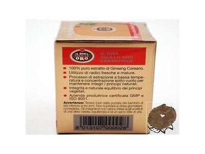 Ginseng Coreano Puro Il Hwa Sigillo Oro - Estratto Molle 50 gr