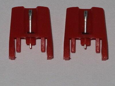 STYLUSES HIGH QUALITY x  2  /  SONY PSJ10, PSLX56,STY158,2000-Now,Parts Red 6