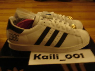 25th 1986 Run Wars 80s Anniversary My Star Superstar Adidas B Dmc erdBCxWo