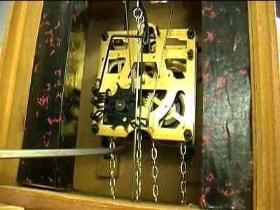 Clock Repair DVD Video - Replace Cuckoo Clock Regula Movement Yourself 4