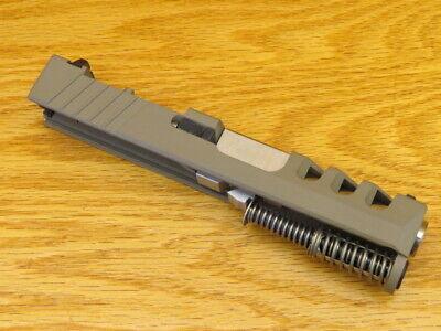 FDE Lifetime Warranty Rock Slide USA Upper for Glock 17 GEN3 9mm RS1FS9 RMR