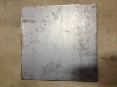 "1/8"" 0.125"" STEEL PLATES 1/8"" x 5"" x 5""  STEEL GRADE A36 4 pieces set 2"