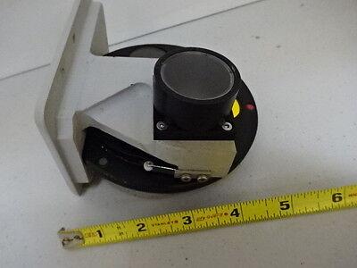 Microscope Pièce Reichert Polyvaer Leica Filtre Roue Optiques Tel Quel #V3-C-05 2