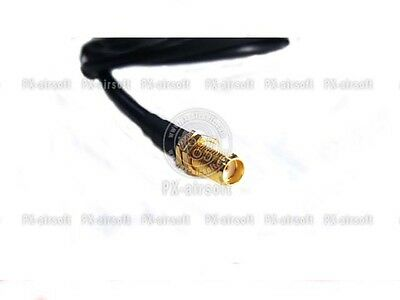 Antenna Extension Cable for Baofeng Radio(PRC-148 152 mbitr,devgru,Harris,thales 3
