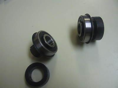 2pcs 30*19.5*13mm Round Disc Circular Level Bubble Vial,Metal base mount #C31G