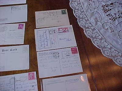Vintage Lot Of 18 Pcs Washinton Dc Postcard 1905-1965 Post Card