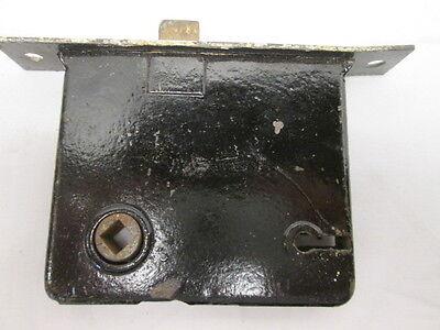 Antique Eastlake Door Knobs Bronze Door Backplates Mortise and Posts 11 • CAD $150.05