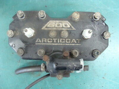 2000 Dayco HP3038 Drive Belt Arctic Cat ZL 580 EFI ESR ZL580