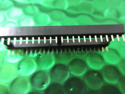 IC Socket 48 pin 0.6'' Low profile Quality UK made. **5 per sale** 99p each 3