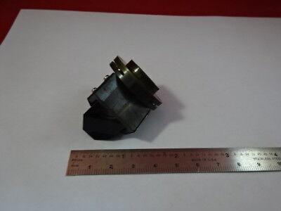 Optique Monté Prismes Zeiss Microscope Pièce Optiques comme sur la Photo &92-89 7