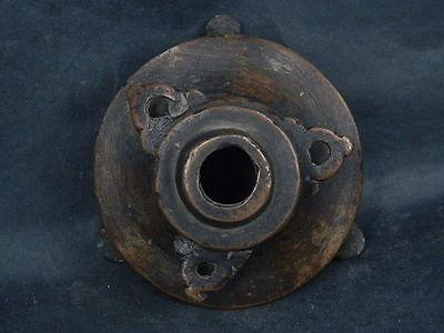 Ancient Bronze Pot Islamic 1400 AD No Reserve #S4790 2