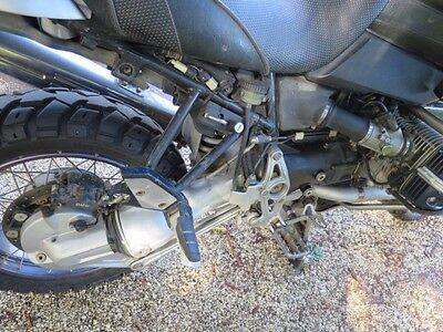R/foot Peg Plate Foot Brake R1150Gsa Adventure 500+ Used Oem Parts 46712335598