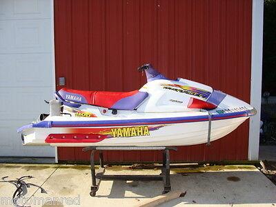 94 95 96 97 Yamaha Waveraider 1100 Wave Raider Exhaust Manifold Pipe Mount