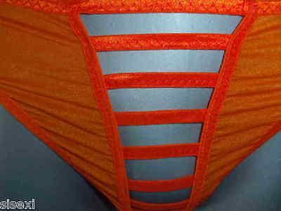 Slip String Ouvert Taille S M Homme Sexy Thong Underwear Man Mann Uomo Lenceria