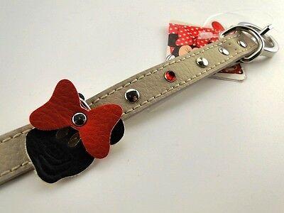 Disney Pluto & Minnie Hundehalsband Katzenhalsband Halsband Tier-Band NEU! 8