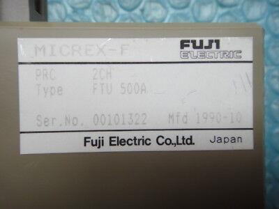 FUJI  FTU500A  FTU 500A used and tested