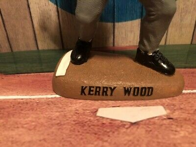 KERRY WOOD #34 Chicago CUBS MLB 2004 Bobble Dobbles Bobblehead #821 OF 3000 7